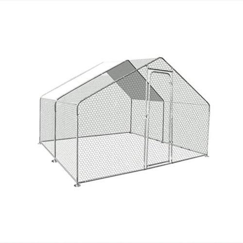 enclos lapin 9m2